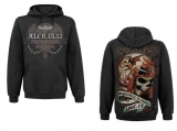 ALCHEMY GOTHIC - Sweet Vengeance Men Hoody Solid Black - pánska mikina
