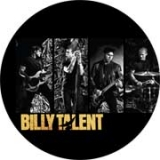 BILLY TALENT - Band - odznak