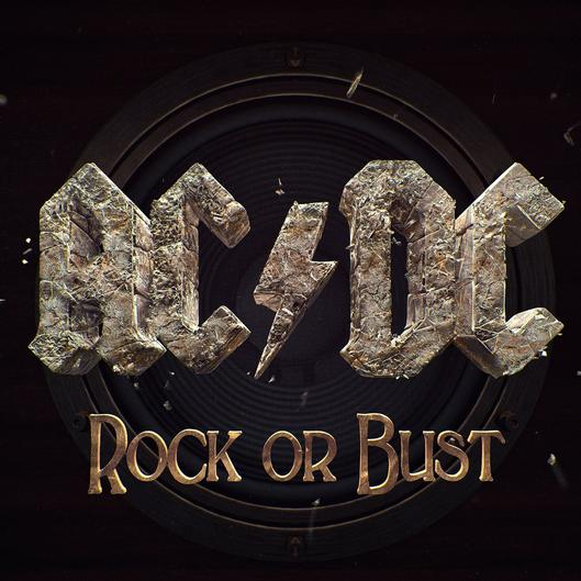 AC/DC - Rock Or Bust (lp)
