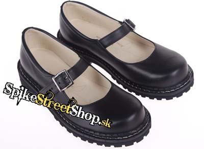 fe8caf4f6e33f Dámske topánky STEADY´S – čierne v SpikeStreetShop.sk
