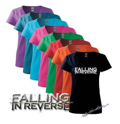 farebn233 d225mske tri�ko falling in reverse v spikestreetshope