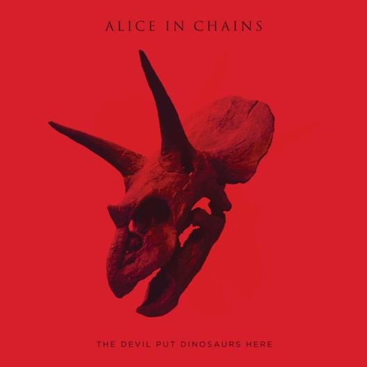 ALICE IN CHAINS - Devil Put Dinosaurs Here (cd)