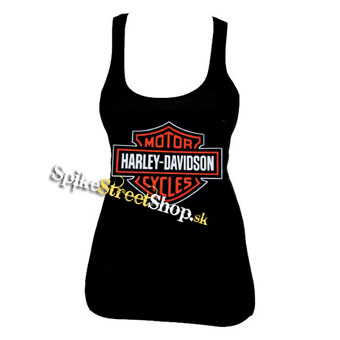 3f84e0e70c Čierne dámske tielko HARLEY DAVIDSON v SpikeStreetShop.sk