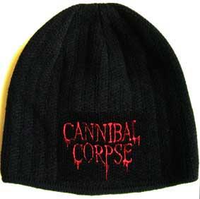 b0aba7646be CANNIBAL CORPSE - čierna zimná čiapka