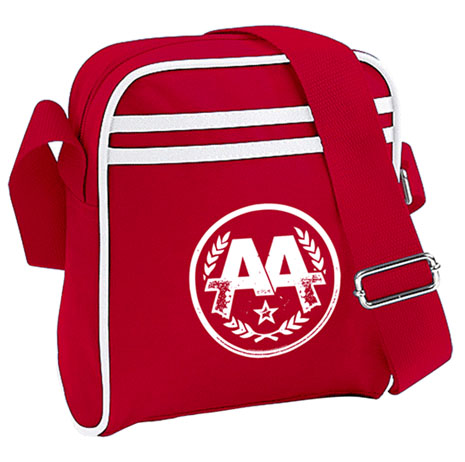 ASKING ALEXANDRIA - Circle Commuter Bag - retro taška na rameno