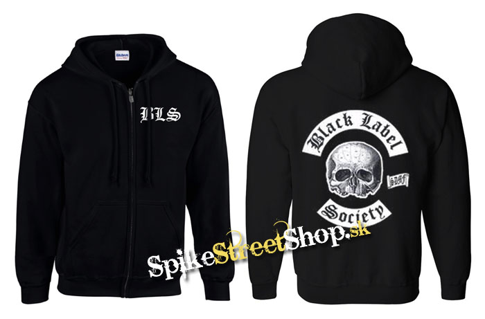 Pánska mikina BLACK LABEL SOCIETY v SpikeStreetShop.sk dcc6209497a