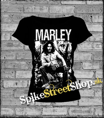Dámske tričká BOB MARLEY v SpikeStreetShop.sk 3f53676d12