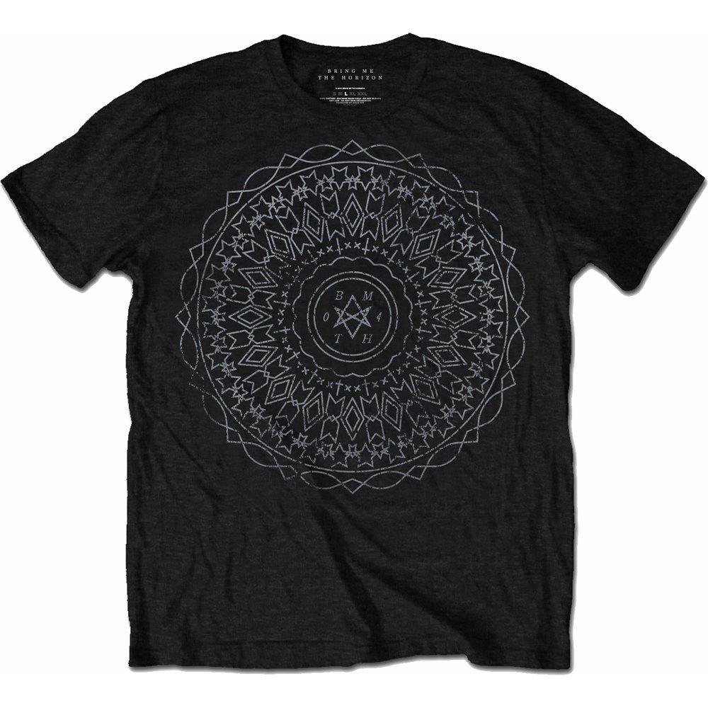 BRING ME THE HORIZON - Kaleidoscope - čierne pánske tričko 6e009206afe