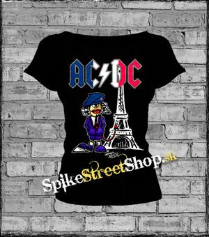 Dámske tričká AC DC v SpikeStreetShop.sk 64739a976d6