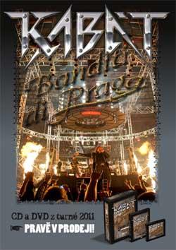 Nové dvoj DVD od KABÁT - Banditi Di Praga v SpikeStreetShop.sk d8a5ea1d16e