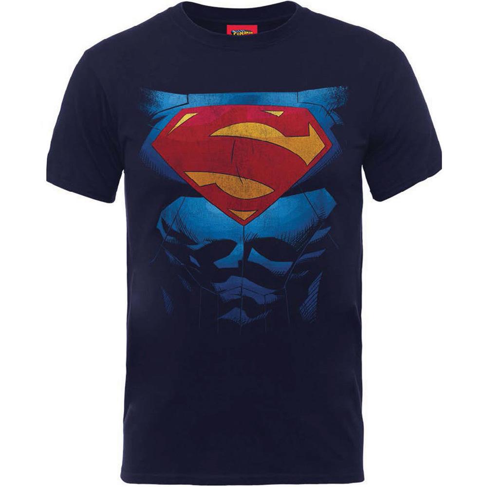 4e4c2651fb4a Pánske tričko DC COMICS - Superman Pectacular Log v SpikeStreetShop.sk