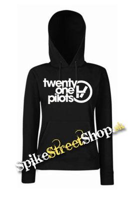 TWENTY ONE PILOTS - Logo - čierna dámska mikina 03809888fa8
