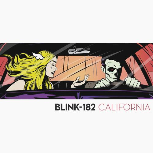 BLINK 182 - California (cd)