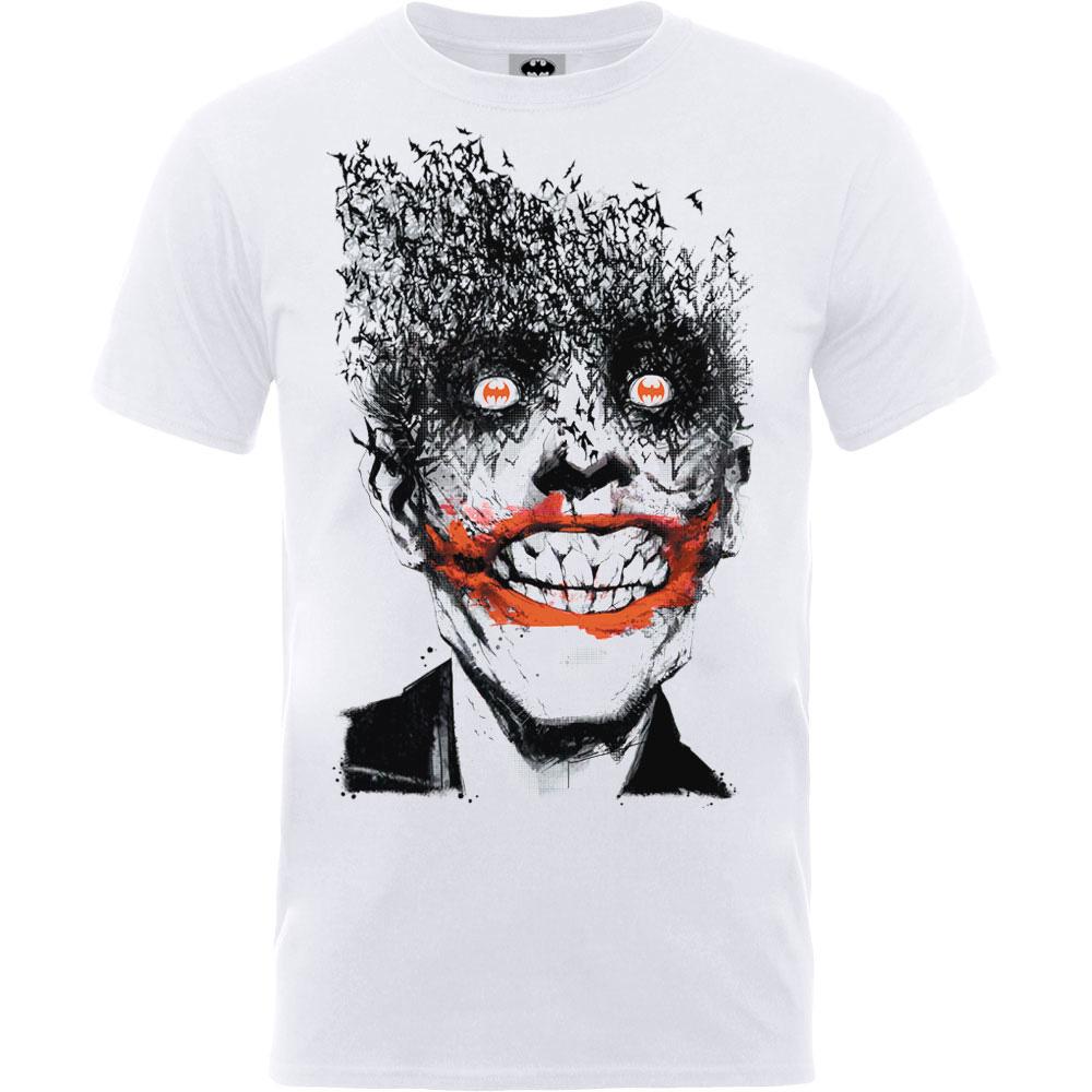 bc373ed876d6 Pánske tričko DC COMICS - Batman Joker Face of Ba v SpikeStreetShop.sk