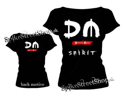 Dámske tričká DEPECHE MODE v SpikeStreetShop.sk f9b134f92f0