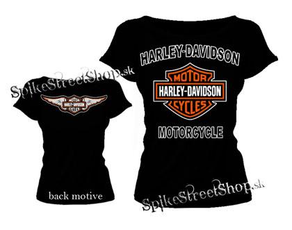 a4e43dbb78 Dámske tričká HARLEY DAVIDSON v SpikeStreetShop.sk