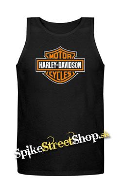 32244e7d5c Čierne pánske tielko HARLEY DAVIDSON v SpikeStreetShop.sk