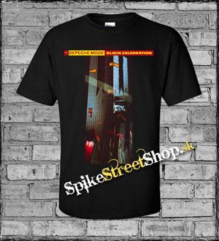DEPECHE MODE - Celebration - čierne pánske tričko 3ee80100dac