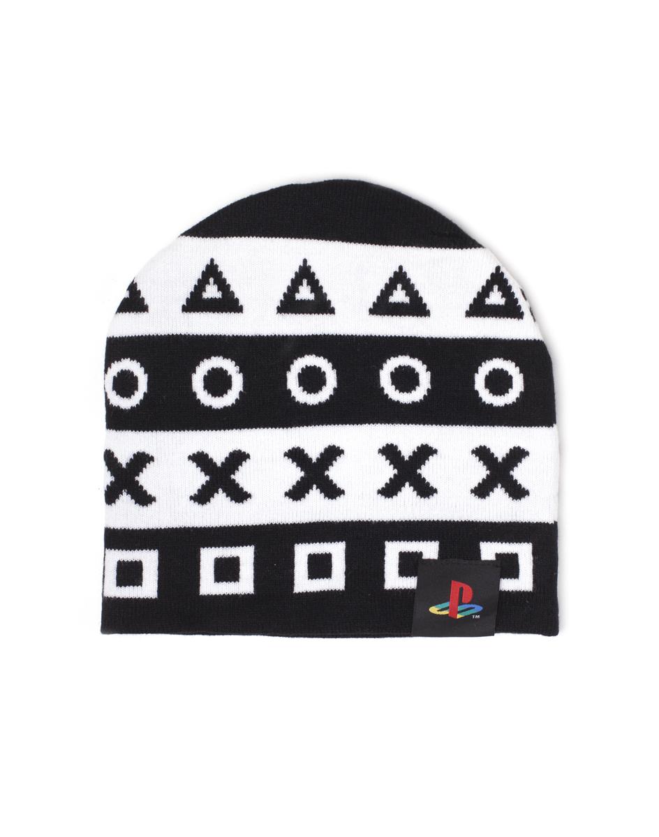 89e578131 PLAYSTATION - Playstation Symbols Beanie - zimná čiapka