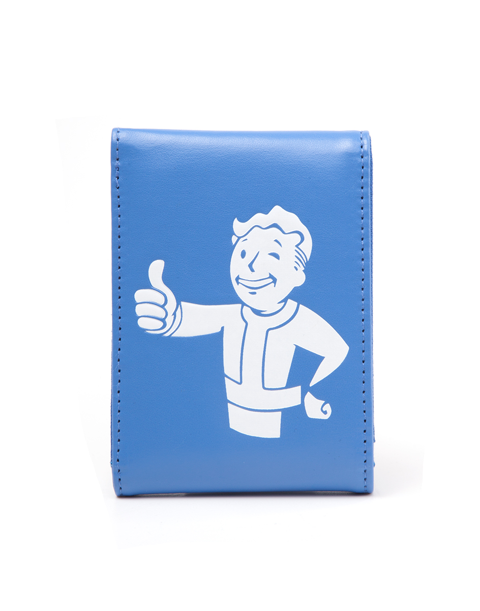 a9cd37db3 FALLOUT 4 - Vault Boy Approves Bifold Wallet - peňaženka