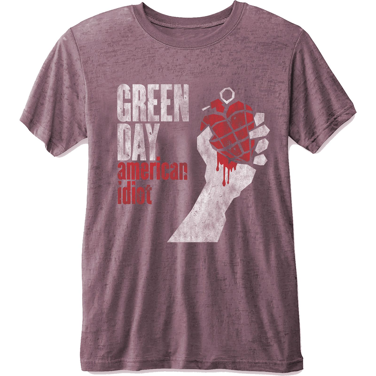 46756193a131 Pánske tričko GREEN DAY - American Idiot v SpikeStreetShop.sk