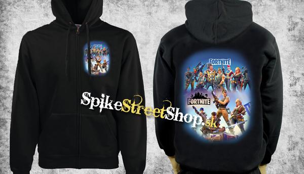 Pánska mikina FORTNITE v SpikeStreetShop.sk 41581e09f38