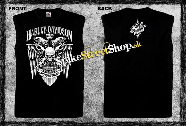 95201f8c17 Pánske tričko HARLEY DAVIDSON bez rukávov v SpikeStreetShop.sk