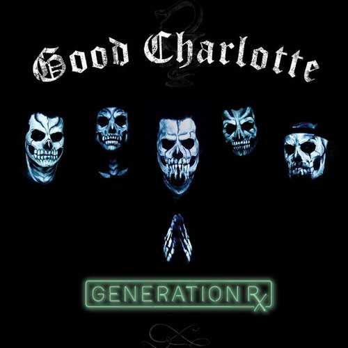 GOOD CHARLOTTE - Generation Rx (cd)