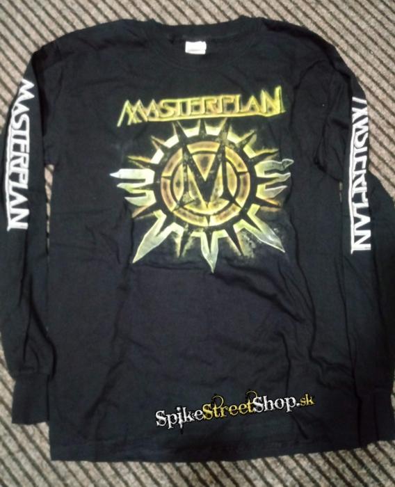 610ffebedf MASTERPLAN - MK II - pánske tričko s dlhými rukávmi (Výpredaj 2018)
