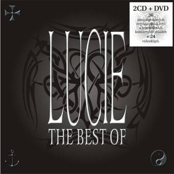 LUCIE - Best Of (2cd+dvd)