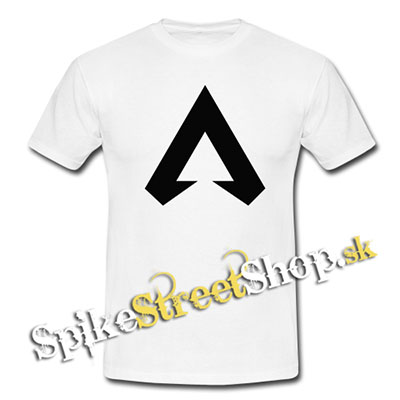 384efc1ed APEX LEGENDS - Crest Logo Champion - biele pánske tričko