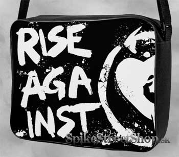 RISE AGAINST - Logo - taška na rameno