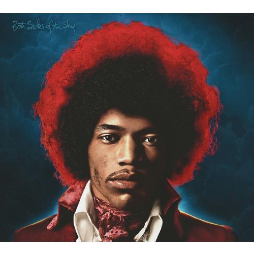 JIMI HENDRIX - Both sides of the sky (cd)