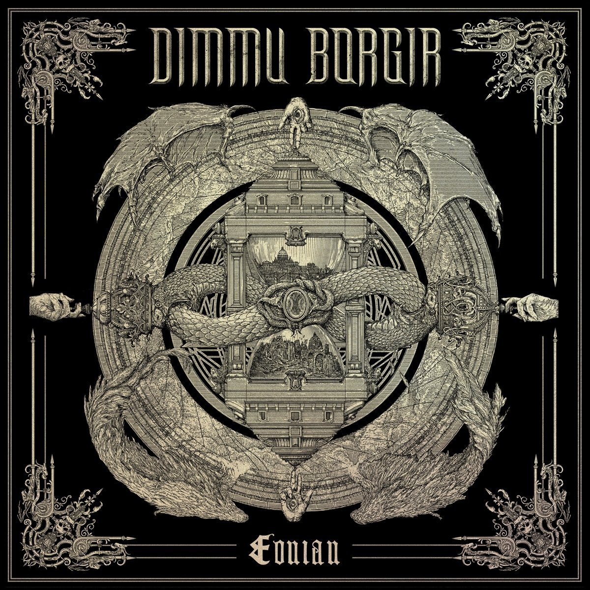DIMMU BORGIR - Eonian (cd)