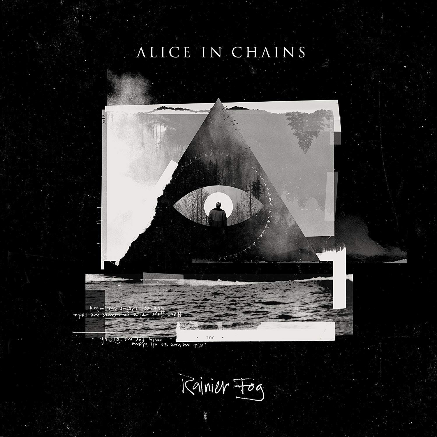 ALICE IN CHAINS - Rainier Fog (cd)