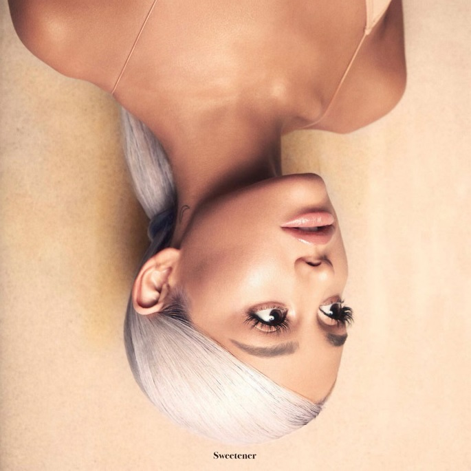 ADRIANA GRANDE - Sweetener (cd)