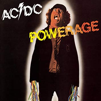 AC/DC - Powerage (cd) DIGIPACK