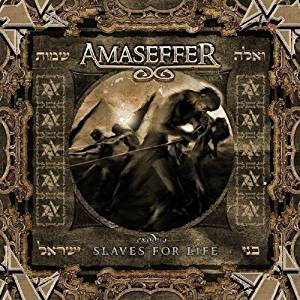 AMASEFFER - Slaves For Life (cd) DIGIPACK
