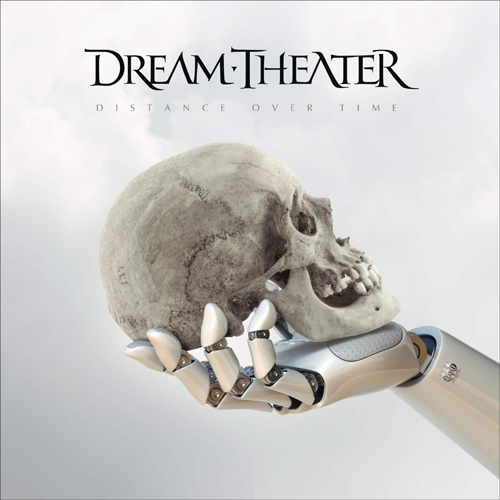 DREAM THEATER - Distance Over Time (2cd+brd+dvd)