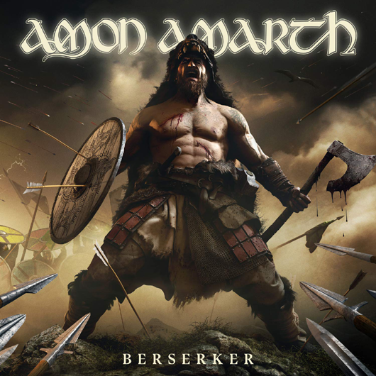 AMON AMARTH - Berserker (cd)