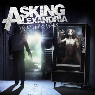 ASKING ALEXANDRIA - From Death To Destiny (DE-LUXE cd)