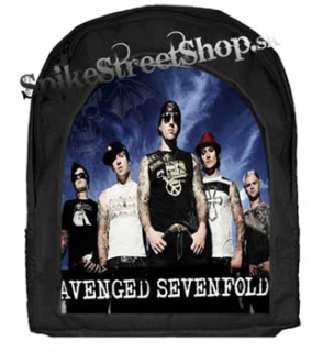 AVENGED SEVENFOLD - Band - ruksak