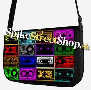 Retro taška FLOWER EVOLUTION - Cassette Street Bag