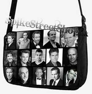 Retro taška FLOWER EVOLUTION - Favorite Actors Street Bag