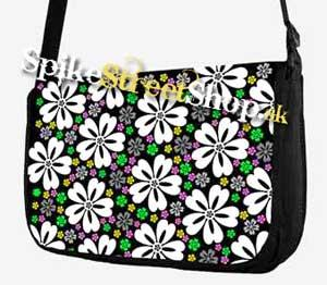 Retro taška FLOWER EVOLUTION - Primrose Street Bag