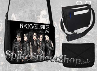 BLACK VEIL BRIDES - Band - taška na rameno