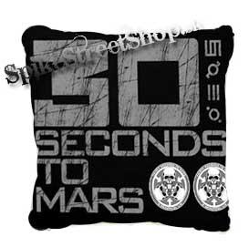 30 SECONDS TO MARS - Logo - vankúš