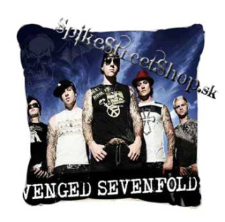 AVENGED SEVENFOLD - Band - vankúš