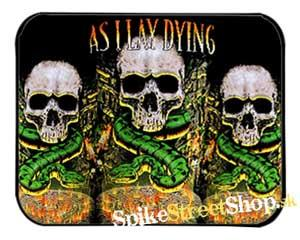 Púzdro na notebook AS I LAY DYING - Skulls