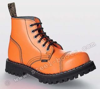 Kožené topánky STEEL v SpikeStreetShop.sk za najlepšie ceny... dc23036ae8